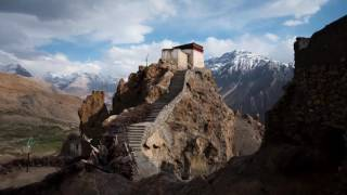 Spiti Valley in the Himalayas by www.healinghideaway.in