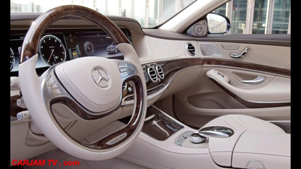 mercedes maybach s 600 interior video 2015 new maybach s class carjam tv 4k 2015