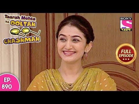 Taarak Mehta Ka Ooltah Chashmah - Full Episode 890 - 1st January, 2018