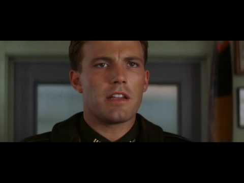 Pearl Harbor Danny and Rafe stunt scene