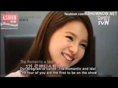 The Romantics & Idol - Episode 1 Part 1 English Sub