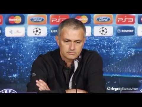 Jose Mourinho: I want Chelsea to win Champions League final