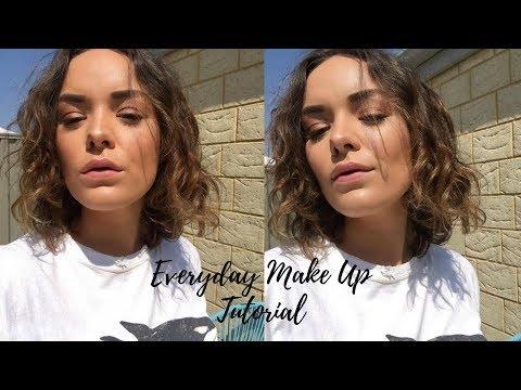 Everyday Make Up Tutorial | Olivia Morris