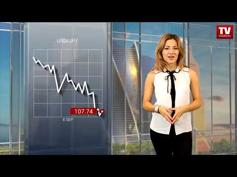 Huge USD sell-offs occur in Asian trade (08.09.2017)