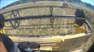 видео Зерноуборочный комбайн New Holland CSX 7000 (CSX 7060, CSX 7070, CSX 7080)