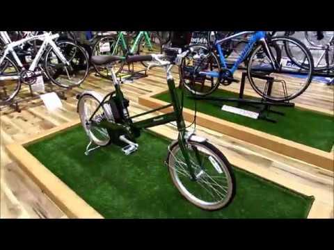jコンセプト 自転車 試乗