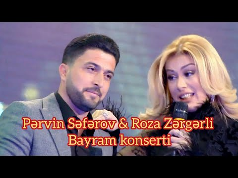 Roza Zergerli ft Pervin Seferov -  Qar yagacaq kendimize