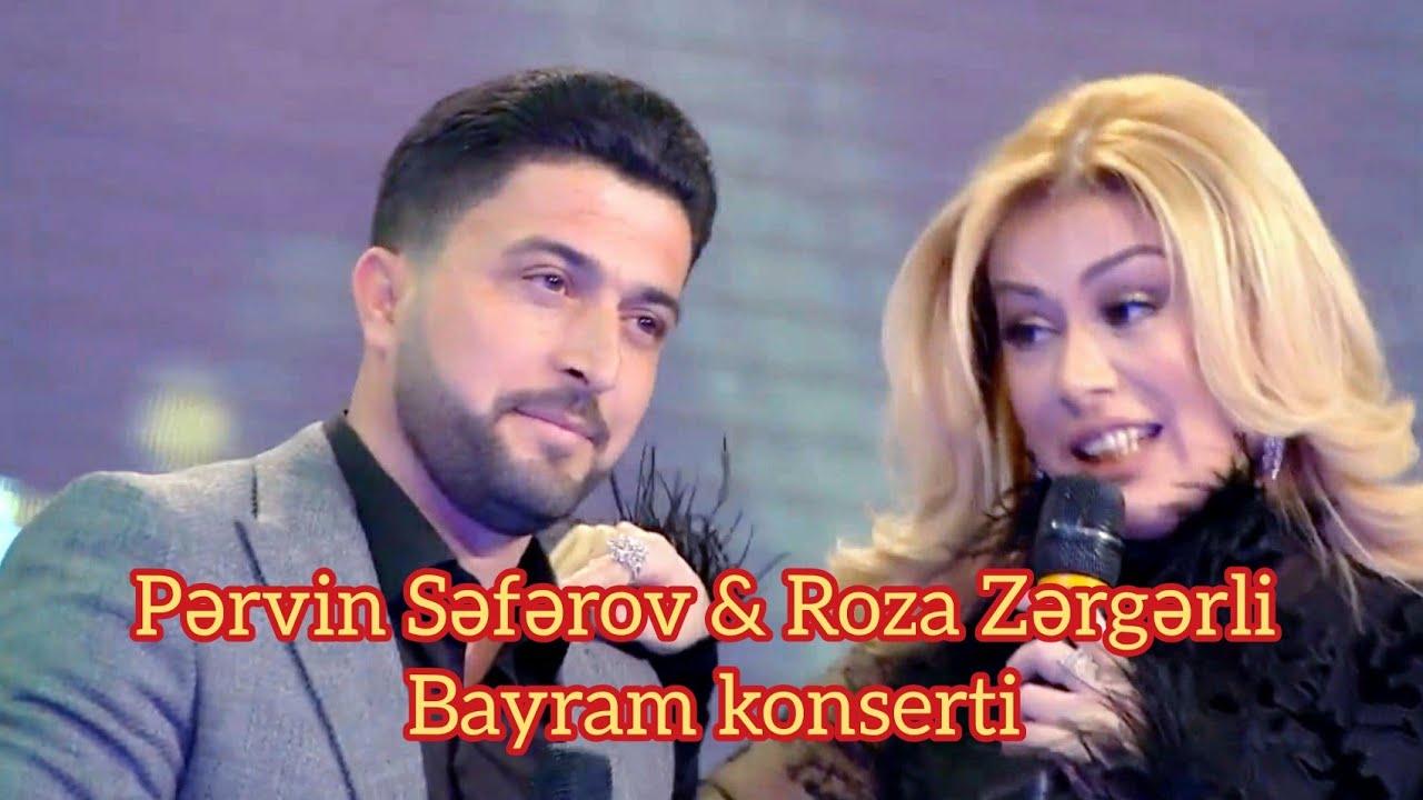 Roza Zərgərli & Pərvin Səfərov Bayram konserti 2020