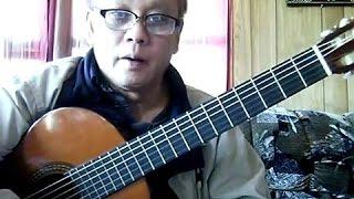 Bấm Tắt Hợp Âm 7 Ở Ngăn Cao (Bao Hoang Guitar)