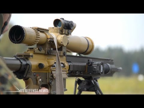 U.S. Army Sets Sights On New 'Powerful' Sniper Rifle