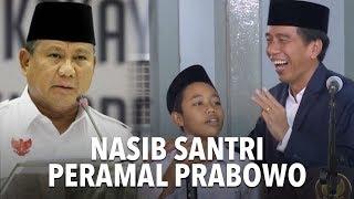 Inilah Nasib Fikri, Santri Peramal Prabowo Jadi Menteri Jokowi