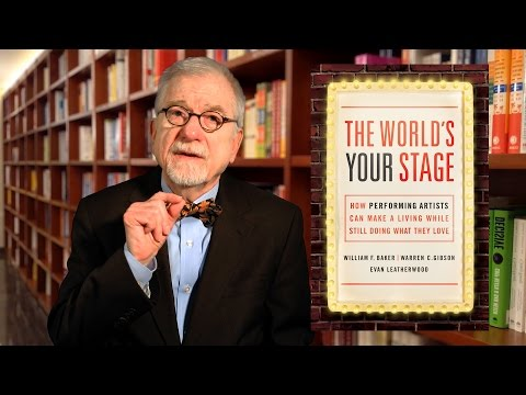 William F. Baker on What it Takes to Break into the Performing Arts Industry | AMA Talks