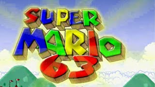 Super Mario 63 Walkthrough Part 1: Yoshi's Super Sunshine 64 Galaxy