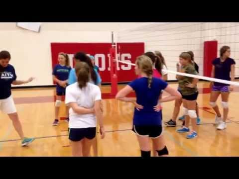 JH VB Tryouts -7th Grade