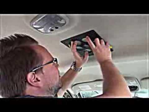 Dodge Mega Cab Truck Dvd Video Screen System Install Tips