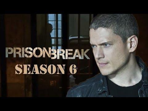 Prison Break Season 6 Trailer (Wentworth Miller, Dominic Purcell)
