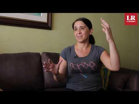 Entrevista a trabajadora de Telefónica, Silvana Castagnola sobre información contra Keiko