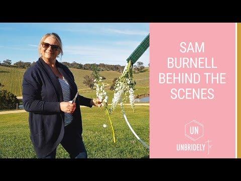 EP06 - Sam Burnell Floral Designer Behind The Scenes