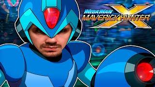 Mega Man Maverick Hunter X Playthrough Livestream