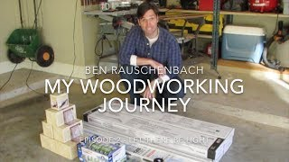 My Woodworking Journey - How To Make Your Garage Shop Brighter