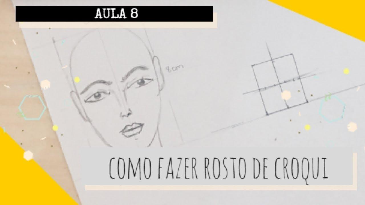 Google Desenhar Rosto: COMO DESENHAR ROSTO DE CROQUI