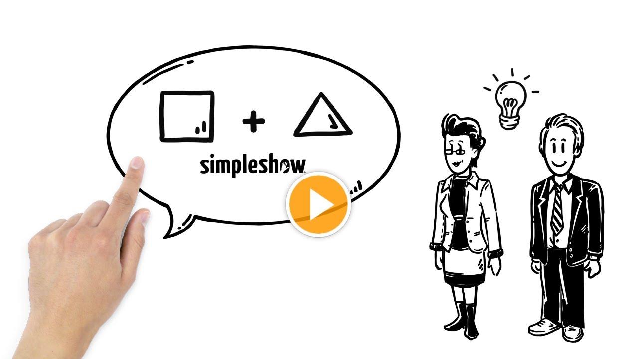 Erklärvideos der simpleshow - YouTube