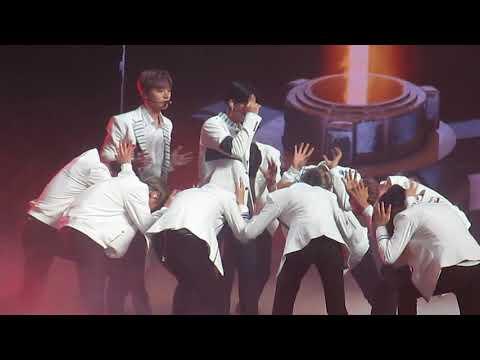 180323 Wanna One (워너원) '에너제틱 (Energetic)' MUSIC BANK IN CHILE