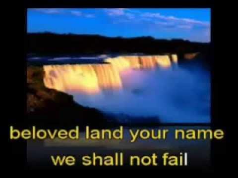 Cordillera Hymn (Videoke)