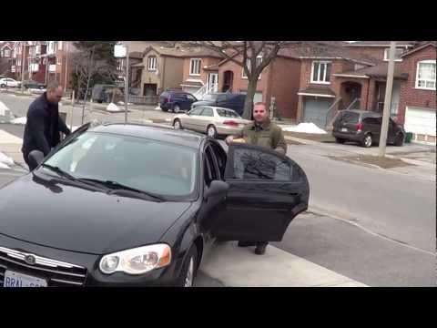 Тест драйв на Chrysler