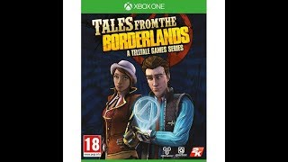 Tales from the Borderlands (Xbox One) Анбоксинг