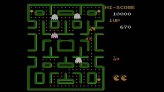 Ms. Pac-Man (NES) -- Wii VC Inject by saulfabreg