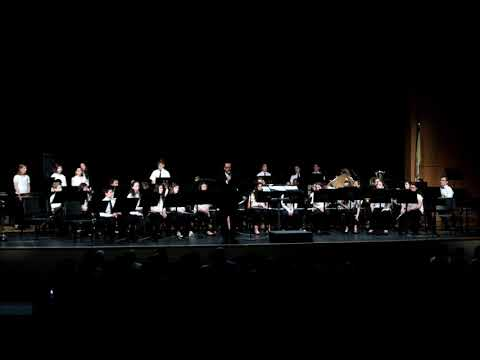 Clearview Regional Middle School - 7th and 8th Grade - 2019 Spring Band Concert