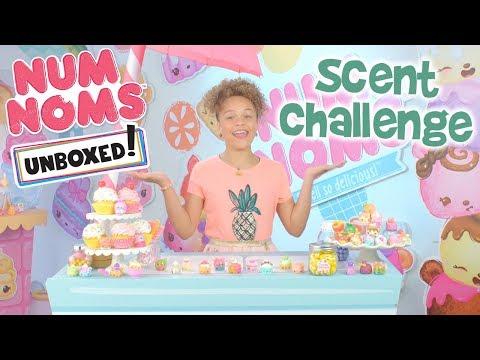 Unboxed! | Num Noms | Episode 4: Num Noms Scent Challenge