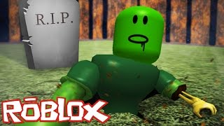 Roblox: PERDIDOS NO CEMITÉRIO !! - (Escape The Haunted Cemetery)