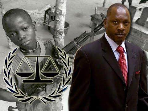 Congo Warlord Sentenced to 14 YEARS!