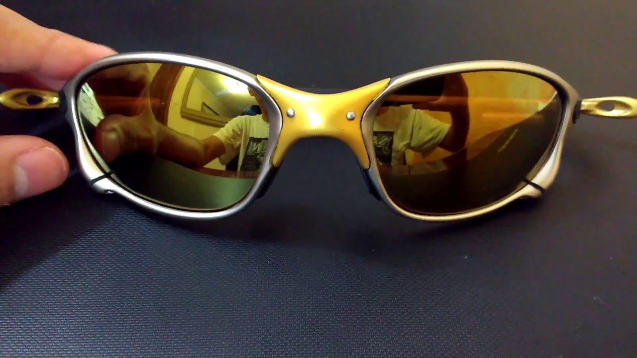 Oculos Oakley Juliet 24k Replica « Heritage Malta 9ebf8b1764