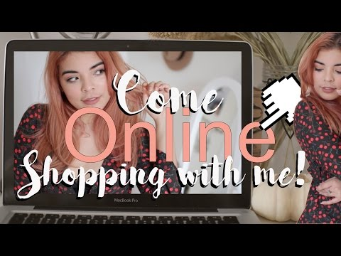 Come Black Friday Shopping With Me! | ONLINE