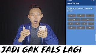 Download Lagu Suara mu FALS ? Latihan Vokal Pake Aplikasi ini ~ Pitch Perfect Game Android App ~ Jadi Merdu MP3