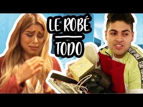 BROMA A PAUTIPS  *La Roban En El Hotel*  | Alejo Suárez