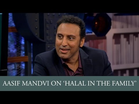 Aasif Mandvi Talks 'Halal In The Family'