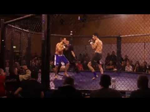 MMA - Albanian vs Caucasian