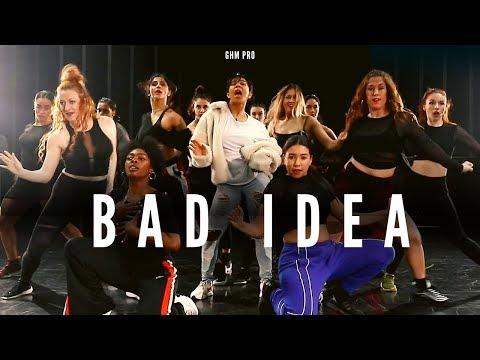 "ARIANA GRANDE ""BAD IDEA""  The Galen Hooks Method ""GHM Pro"" Intensive Bonus Footage"