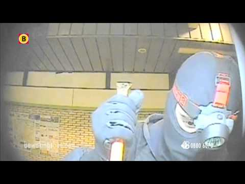Bureau Brabant - Plofkraak In Breda 30-11-2012