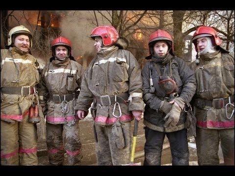 песня о пожарниках под гитару ДУШЕВНАЯ