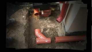 Budowa domu - Instalacje kanalizacyjne
