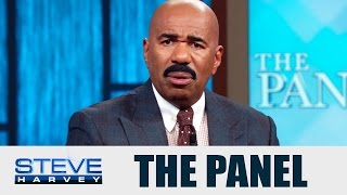Steve Harvey Uncut: Trump as Art? || STEVE HARVEY