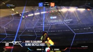 MLG Top 5 Plays - Rocket League Tournament Grand Finals