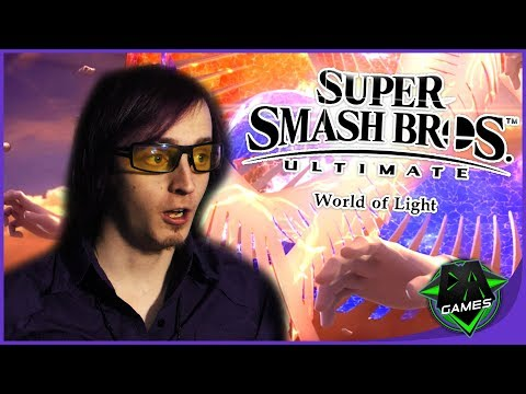 Smash Is A Tough Mans Game - World Of Light #1