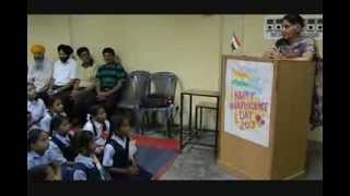 Principal Speech on Independence Day 2013