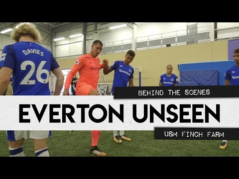 EVERTON UNSEEN #3: BEHIND-THE-SCENES AT USM FINCH FARM